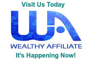 It's happening now at Wealthy Affiliate