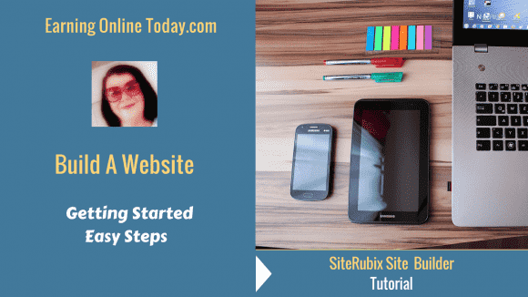 Build A Website - Easy Steps