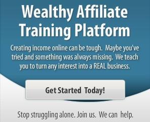 Wealthy Affiliate Training Platform