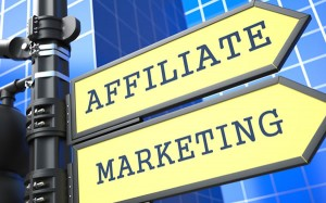 Affiliate Marketing Road Sign