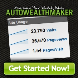Auto Wealth Maker Software