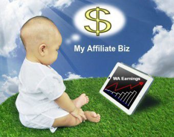 start an affiliate business - baby steps