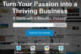 Free SiteRubix Website Builder